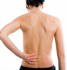облегчить боли в спине