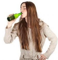 подростковое пьянство