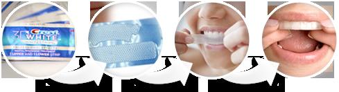 Как отбелить желтый налет на зубах дома